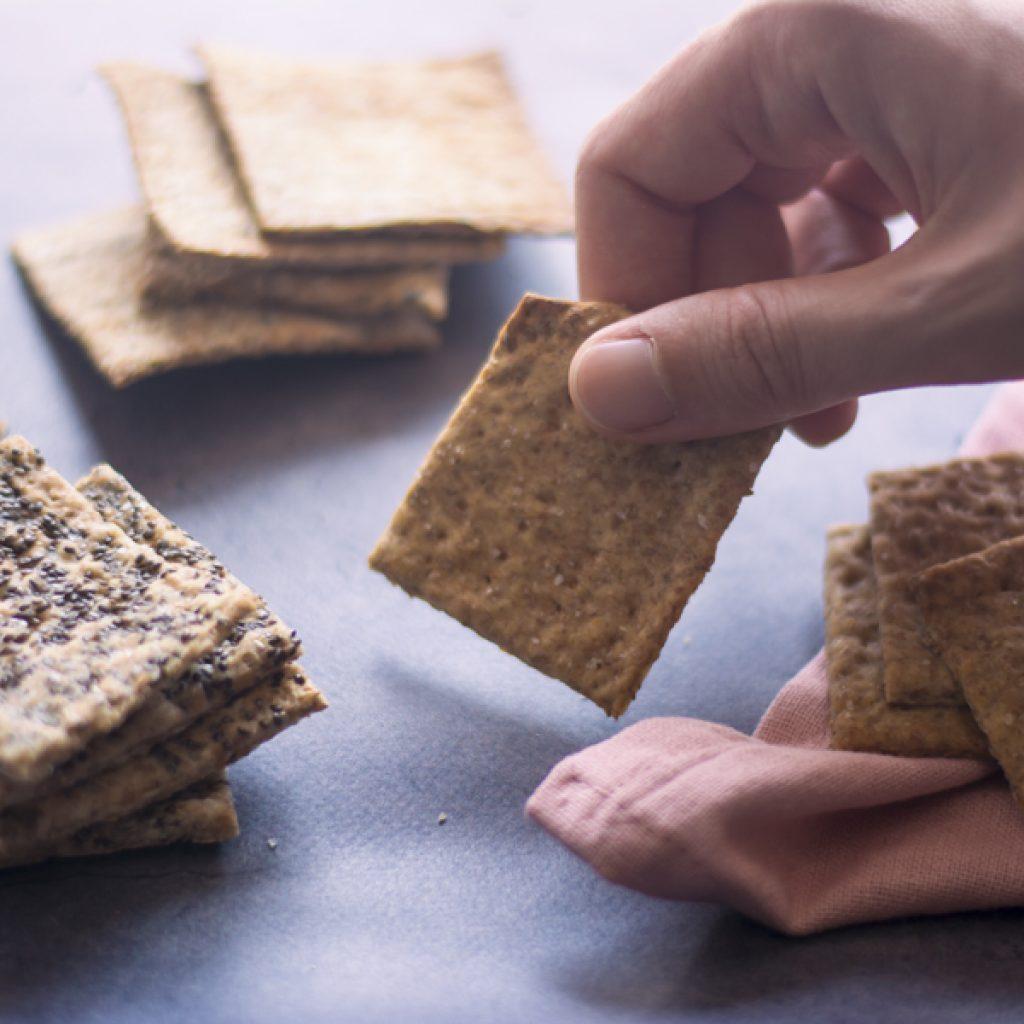 ricetta cracker